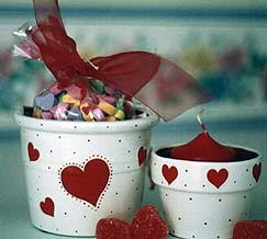 Flower Pot Crafts How To Paint And Decorate A Flower Pot